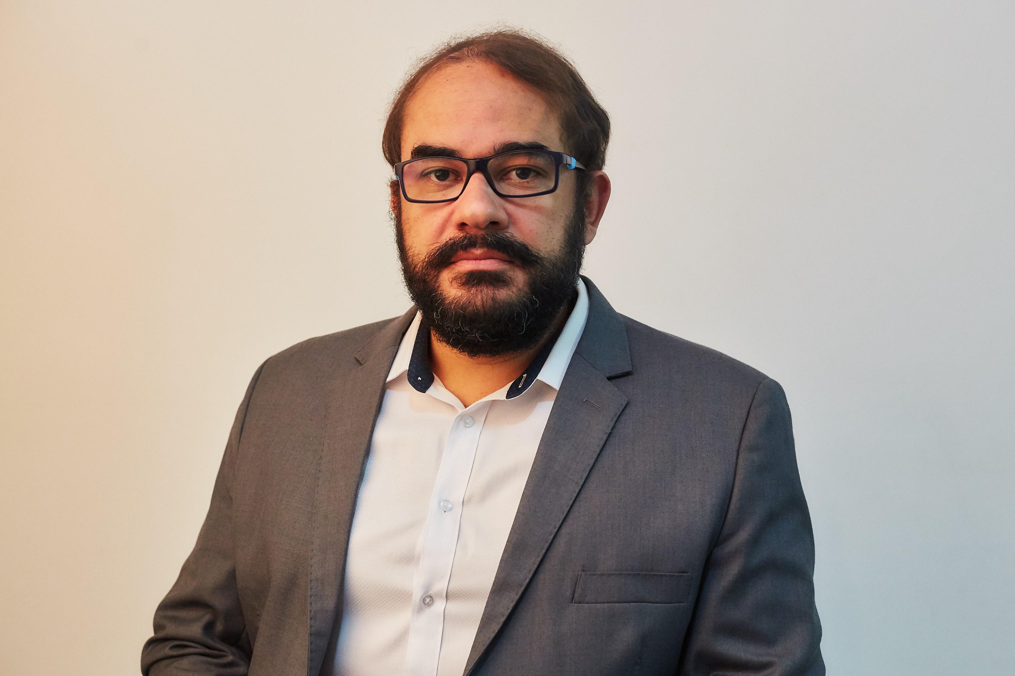 Novo diretor administrativo e financeiro