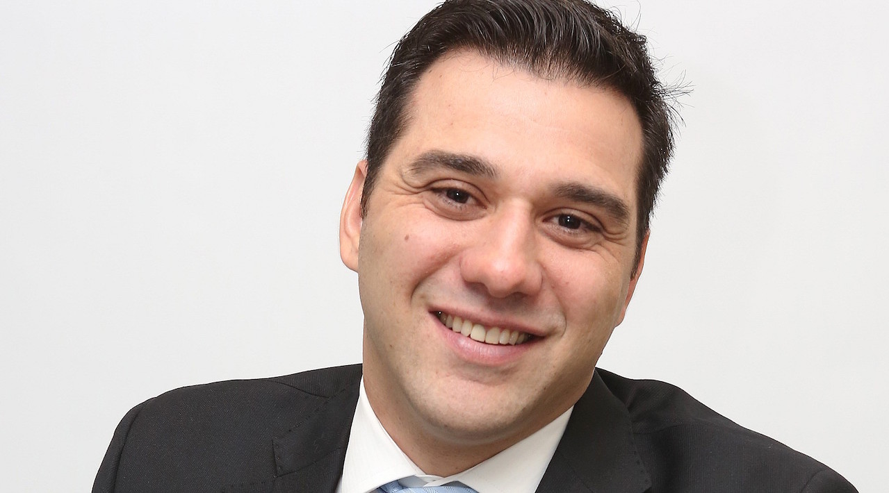 Diogo Taranto é promovido no Grupo Opersan