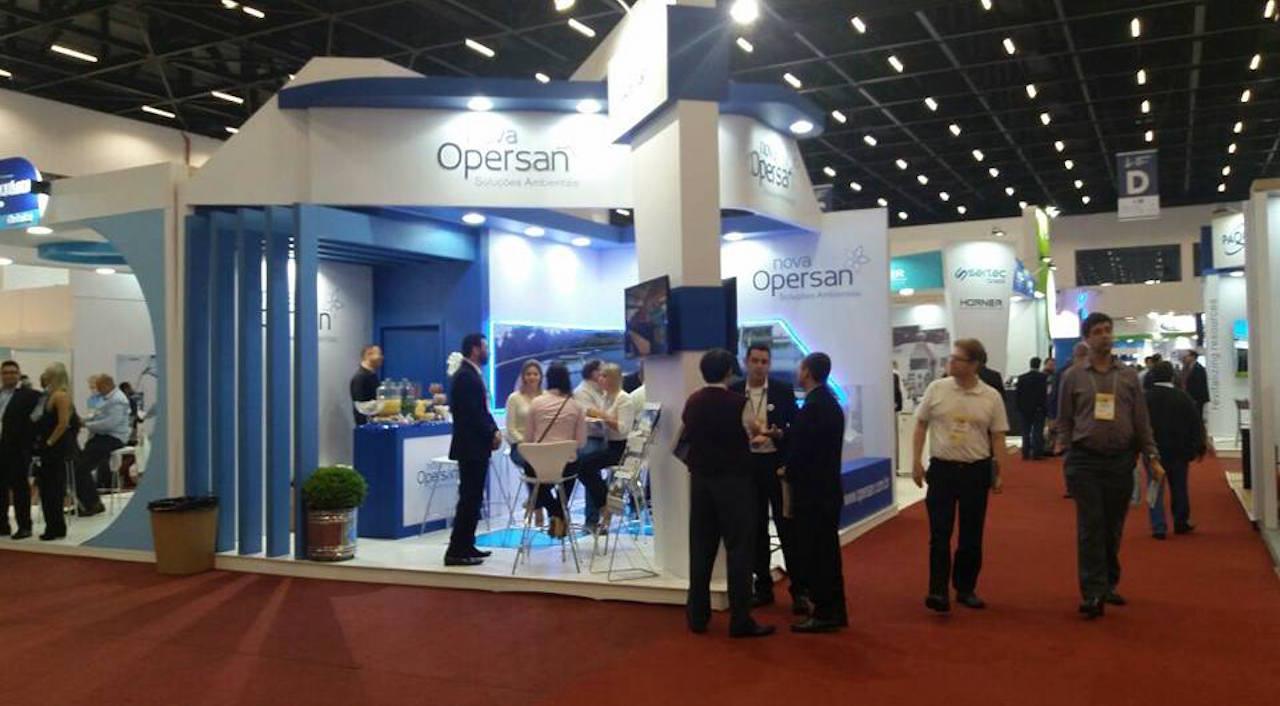 Opersan apresenta soluções Onsite e Offsite na FENASAN 2017