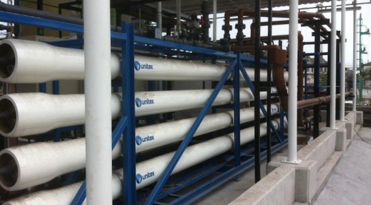 Sistema de dessalinização desenvolvido pela Opersan gera redução de consumo de água em processo produtivo da Clariant